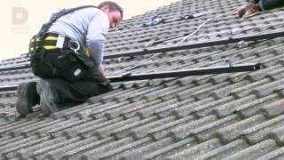 Download Instructievideo: Monteren zonnepanelen schuin dak Video