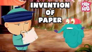 Download Invention Of PAPER | The Dr. Binocs Show | Best Learning Video for Kids | Fun Preschool Learning Video