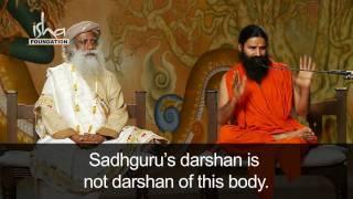 Baba Ramdev visits Isha Yoga Center - Part 2 Free Download
