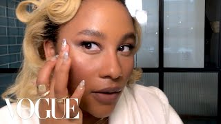 Download Zuri Marley's Guide to Making Acne-Prone Skin Glow | Beauty Secrets | Vogue Video