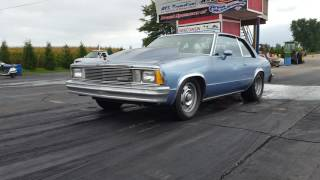 Download Grandma malibu street car popping wheelies like a pro. Video