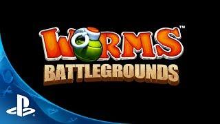 Download Worms Battlegrounds Official Trailer Video