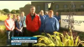 Download Tytex Youghal Factory Closes - RTE News Youghal 2010 Video