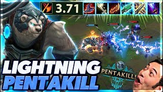 Download THIS ACTUALLY WORKED?? | INSANE DAMAGE | LIGHTNING VOLIBEAR - BunnyFuFuu Video