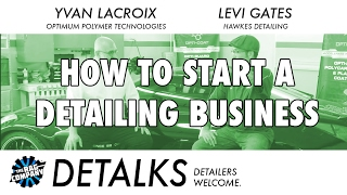Download DETALKS - How To Start A Successful Detail Shop! (Tips & Tricks From The Pros) Video