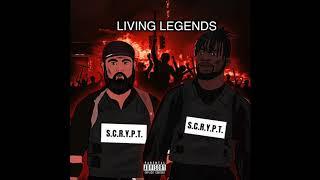 Download Scru Face Jean x Crypt - Living Legends (Scrypt Album) Video