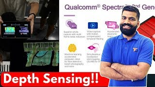 Download Qualcomm Depth Sensing, IRIS Scanning, Nxt Spectra ISP Gen. 2? Video