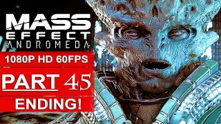 Download MASS EFFECT ANDROMEDA ENDING Gameplay Walkthrough Part 45 [1080p HD 60FPS PC] - No Commentary Video