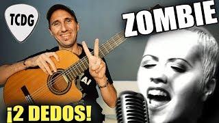 Download Canción Fácil en Guitarra Acústica con solo DOS DEDOS! (y 4 acordes): ZOMBIE Video