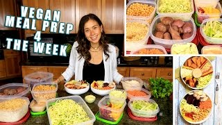 Download VEGAN MEAL PREP Video