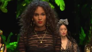 Download Dolce&Gabbana Summer 2017 Women's Fashion Show Video