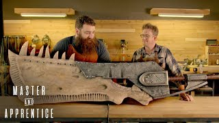 Download Master & Apprentice: Monster Hunter: World - Jaw Blade | Rooster Teeth Video