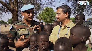 Download Indian Army Peacekeeping Ambassadors Training South Sudanese To Be New Delhi's Envoys Video