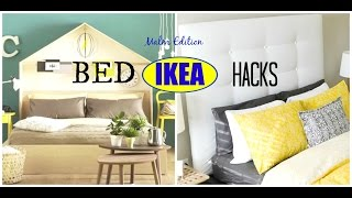 Download DIY IKEA Bed Hacks | Malm Edition: Ideas & Inspiration Video