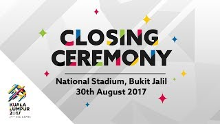 Download 29th SEA Games | Kuala Lumpur 2017 Official Closing Ceremony - Full Performance Video