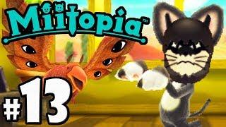 Download Miitopia PART 13 - Catman Begins! - New Jobs & Party - Neksdor - Nintendo 3DS Gameplay Walkthrough Video
