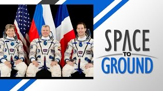 Download Space to Ground: Giving Thanks for a New Crew: 11/23/2016 Video