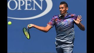 Download 2017 US Open: Top 5 from Millman vs. Kyrgios Video