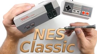 Download NES Classic Edition - Teardown - Unboxing - Repair Video Video