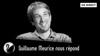 Download Guillaume Meurice nous répond [EN DIRECT] Video