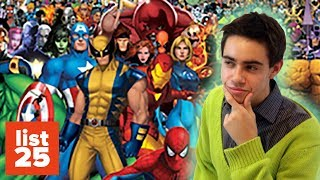 Download 25 Most Powerful Marvel Characters Video