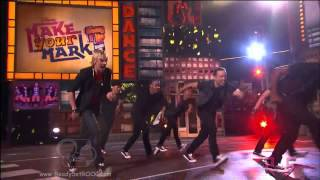 Download Ross Lynch - Can You Feel It - Disney Channel's Make Your Mark Shake It Up Dance Off [Full Segment] Video