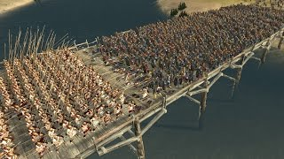 Download 300 SPARTANS vs 6000 BEST EGYPTIAN UNITS - Total War ROME 2 Video