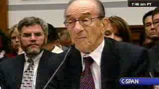 Download Waxman to Greenspan: You Had An Ideology Video