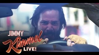 Download ″A Reasonable Speed″ with Jimmy Kimmel and Keanu Reeves Video