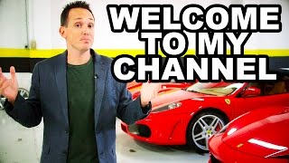 Download Welcome To My Channel Video