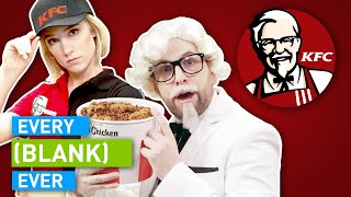 Download EVERY KFC EVER Video