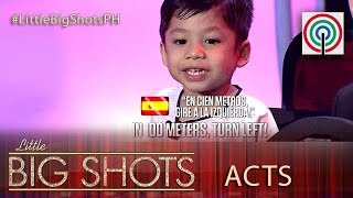 Download Little Big Shots Philippines: Sean | 3-year-old Street Smart Kid Video