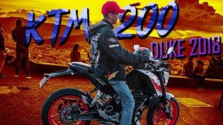 Download Test Ride KTM 200 DUKE Modelo 2018 (NUEVO DISEÑO GRÁFICO)   MATHYUS GARCIA Video