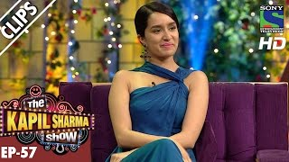 Download Shraddha Kapoor mimics her father's dialougue -The Kapil Sharma Show–5th Nov 2016 Video