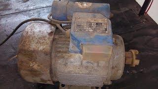 Download Electric Motor Restoration   Pressure washer Electric Motor Restoration Video