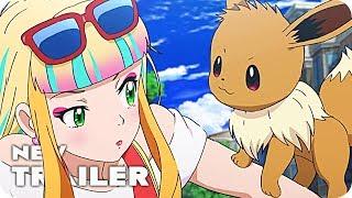 Download Pokemon 2018 Trailer 2 - New Pokemon Movie 21 Video