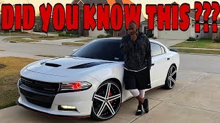 Download DID YOU KNOW THIS ABOUT DODGE CHARGER Video
