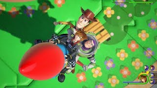 Download KINGDOM HEARTS III – Gameplay Overview Video (French Voice Over) Video