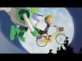 Download Робокар Поли - Правила дорожного движения (серия 9) - Безопасная езда на велосипеде. Часть 1 Video
