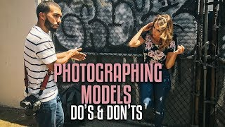 Download 5 DO'S and DON'TS when PHOTOGRAPHING models! Video