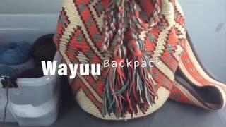 Download Crochet Wayuu Backpack 1 Video