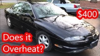 Download I Won A 97 Oldsmobile Aurora At Auction For $400 Video
