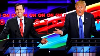 Download Donald Trump vs. Marco Rubio - Debate Highlights Video