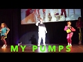 Download MattyB and the Haschak Sisters - My Humps (Live in Boston) Video