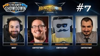 Download Streamer Showdown #7 Hearthstone (feat. Kripparrian, Ben Brode, & Disguised Toast) Video