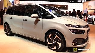 Download 2017 Citroen Grand C4 Picasso - Exterior and Interior Walkaround - Debut at 2016 Paris Motor Show Video