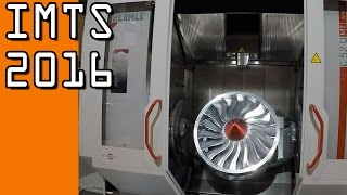 Download IMTS 2016 - AMAZING CNC Machines! Video