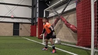 Download Amazing 9 year old soccer goalkeeper! Dino Bontis Video