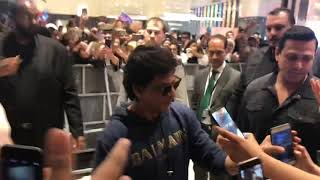 Download ShahRukh Khan in kuwait alkout mall Faheel Video