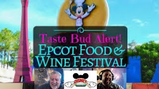 Download Disney Friends Episode #20: Epcot Food & Wine Festival 2019 Preview Video